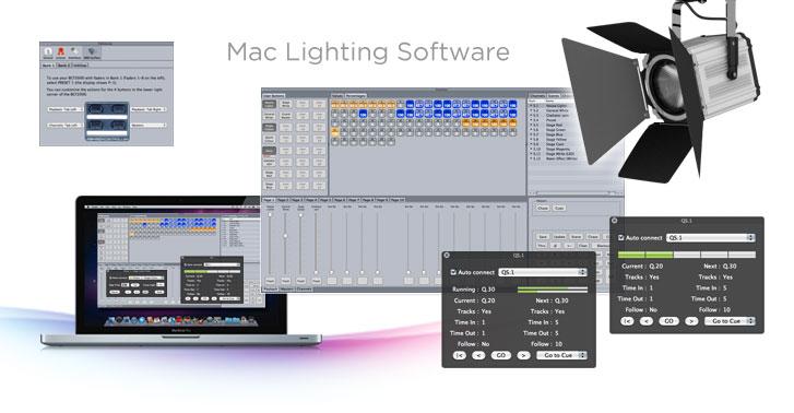 Chameleon mac lighting software